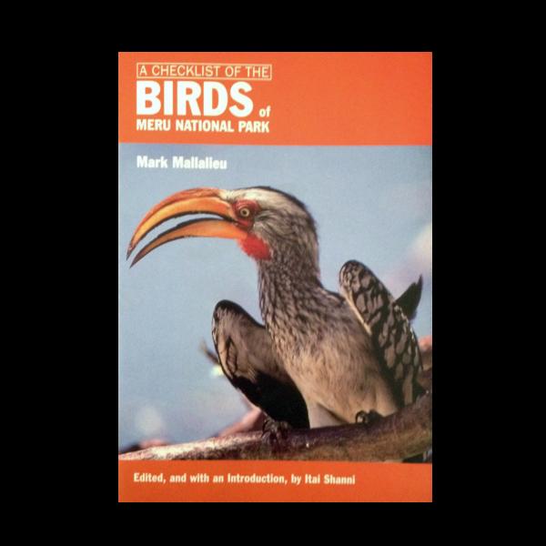 Birds of Meru National Park