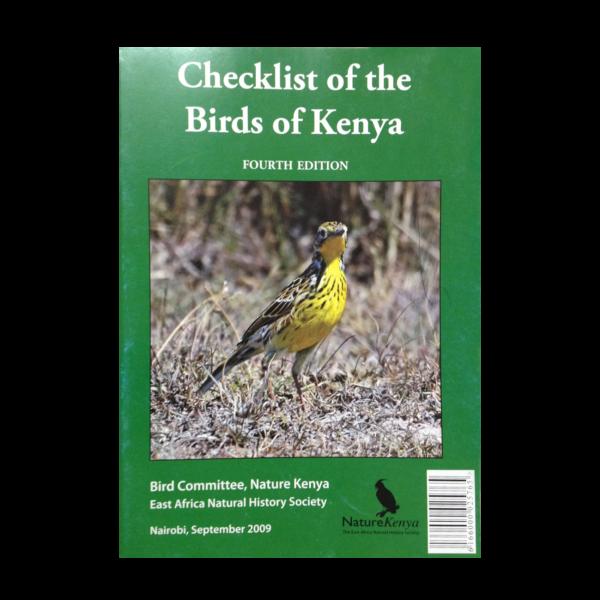 Checklist of Birds of Kenya