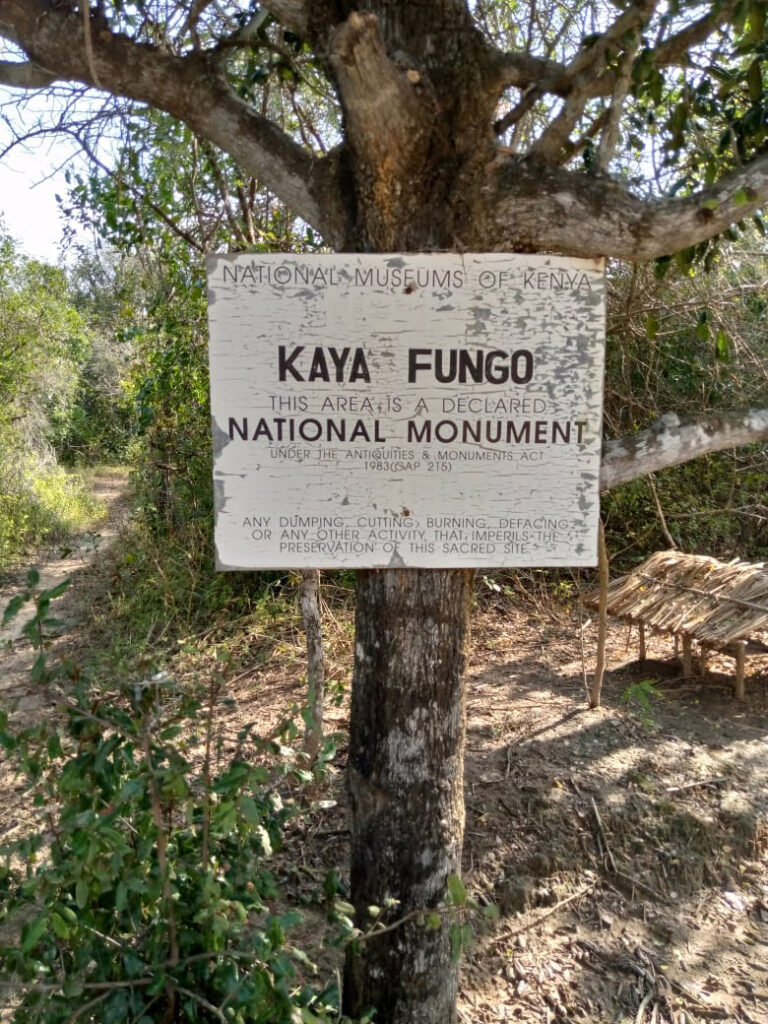 Kaya Fungo